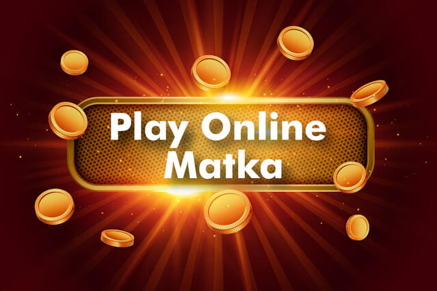 Playing Online Satta Matka
